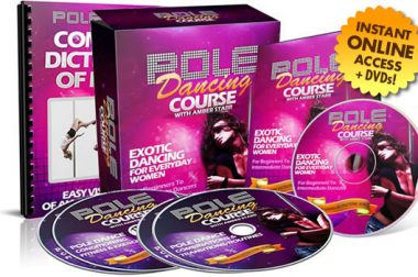 REVIEW: Amber's Pole Dancing Course